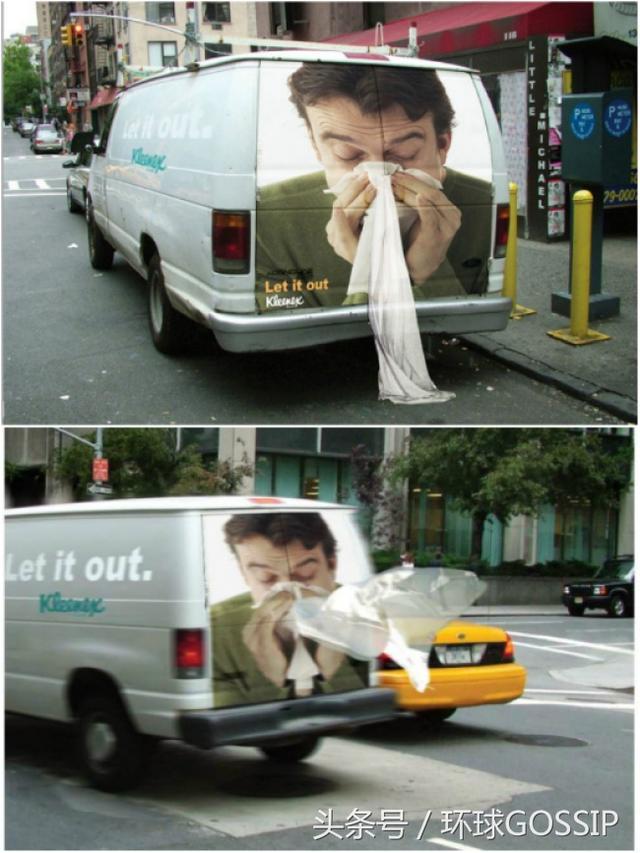 国外广告神创意,膜拜ING,最后一个需要仔细琢磨才能明白
