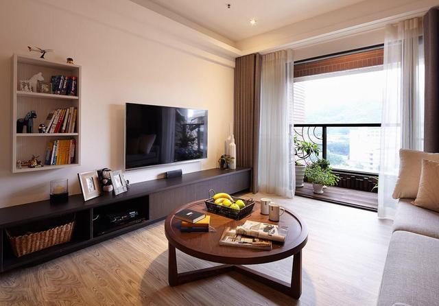时尚酒店风 67平现代简约单身公寓