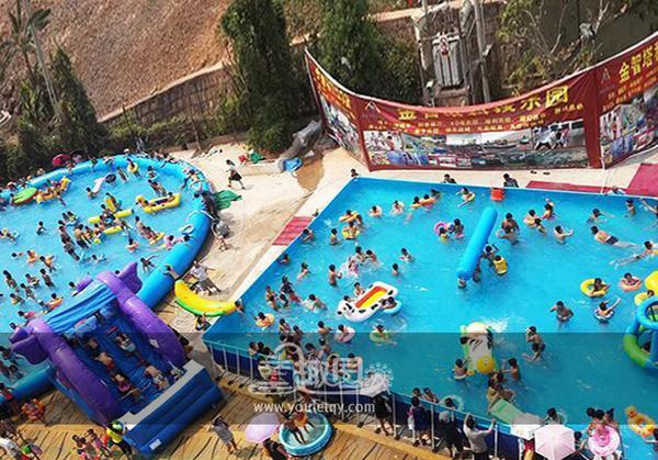 大型移动水上乐园_手机搜狐网
