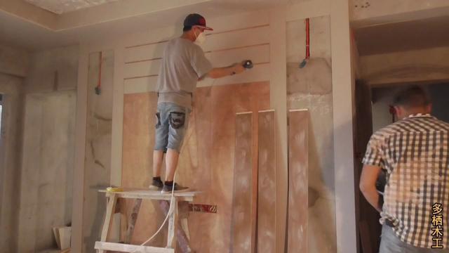 石膏板背景墙图片大全