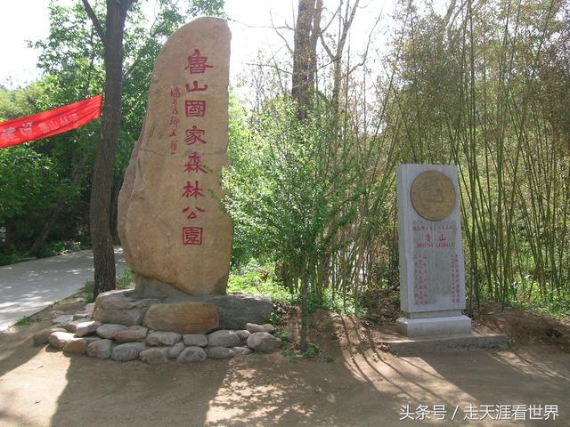 鲁山国家森林公园(淄博鲁山森林公园