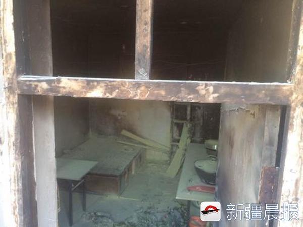 昌吉一女子入住三天 出租屋煤气泄漏发生闪爆被烧伤