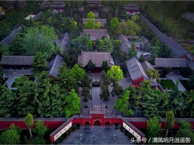 白马寺图片风景图片