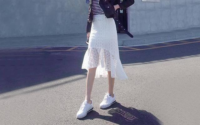 2018春季流行半身裙
