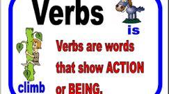 英语基础词汇:100动词——图片+对话
