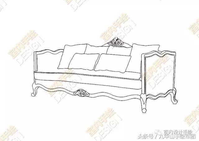 装修界学霸分享:定制家具手绘图纸_手机搜狐网