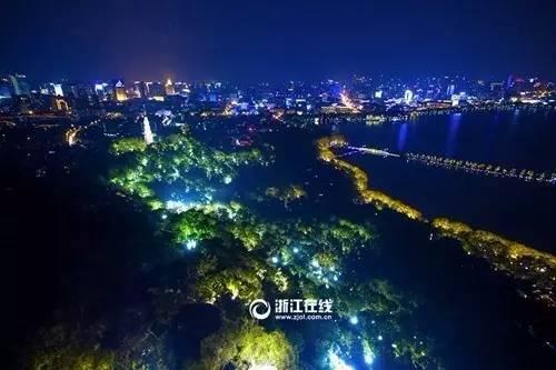 杭州西湖夜游昨晚起恢复:这份详细坐船攻略请收藏