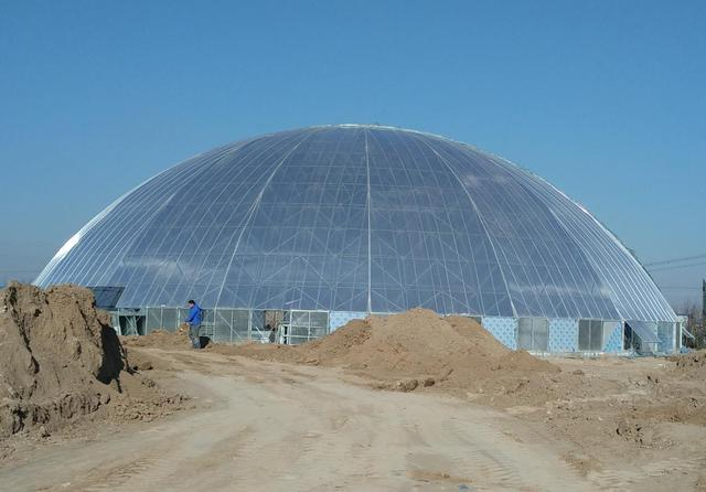 「农业温室」专用阳光板水有多深?