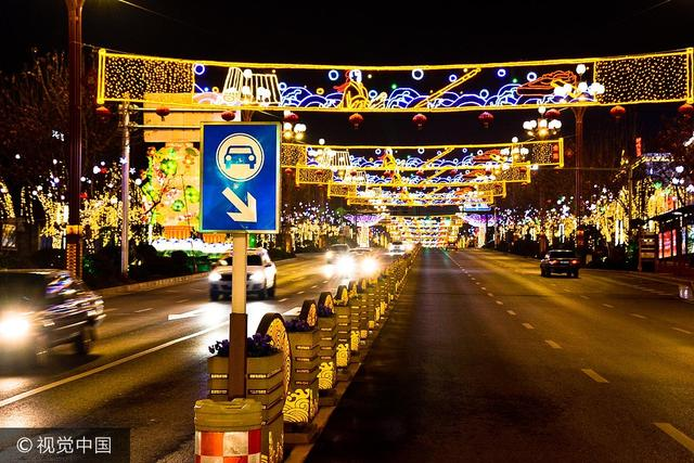 「喜迎国际灯光艺术节」灯光节开幕进入倒计时 古城彩灯制作工作全面展开