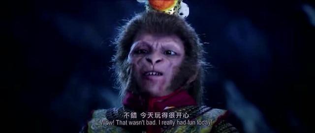 【西游降魔篇】终极对决唐僧召唤出如来神掌压服了... _网易视频