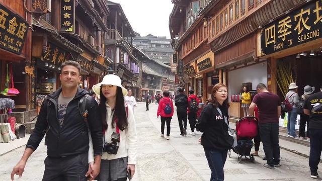 贵州黔东南木房子图片