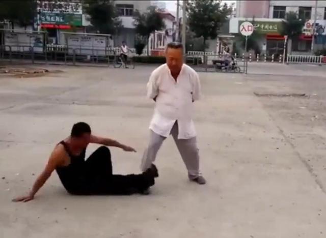 孟村八極拳vs泰拳