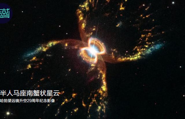 哈勃太空望远镜,29年来发现的绝美宇宙