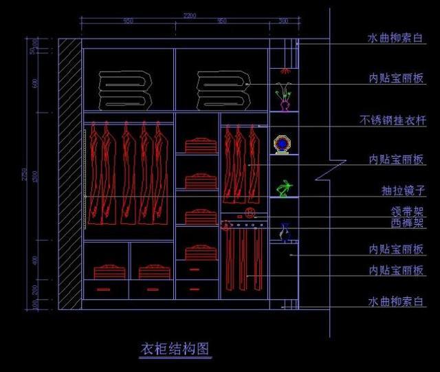 20款超实用的家居衣柜设计案例,最喜欢最后一款了,实用又好看