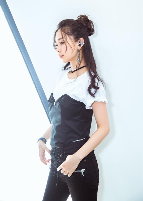 """今年最火的""""龙须""""刘海,搭配马尾扎发,凸出你的高颜值好美!"""