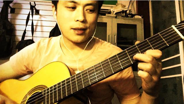 吉他这样弹很简单,教你用7个音随意弹奏自己喜欢的歌