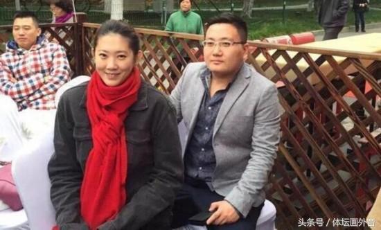 薛明老公比自己矮13厘米 称不在乎身高,有这么高的老婆才拉风