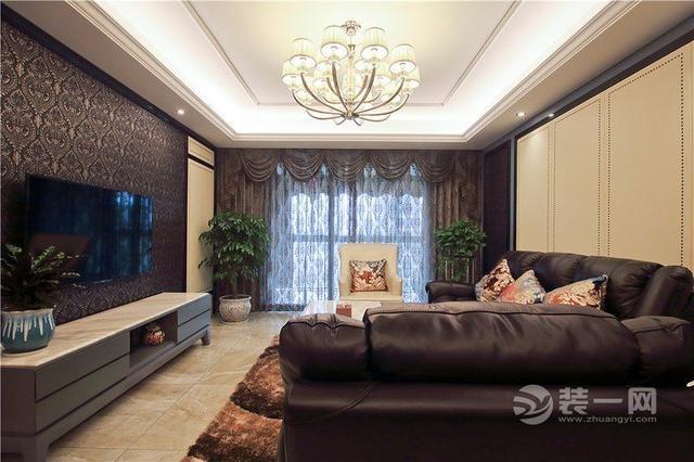 杭州客厅装修设计 杭州客厅装修效果图-手机房天下知识