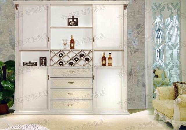 衣柜,书柜,酒柜装修规格尺寸规范(家装必备)