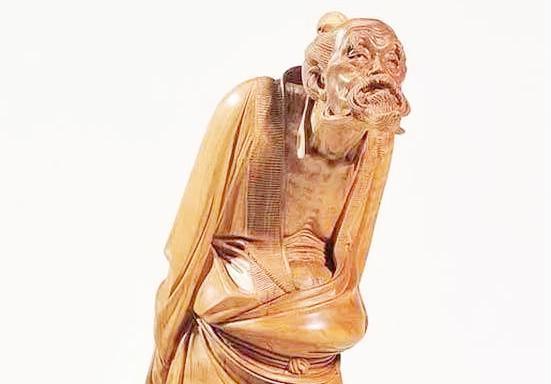 巧夺天工——黄杨木雕