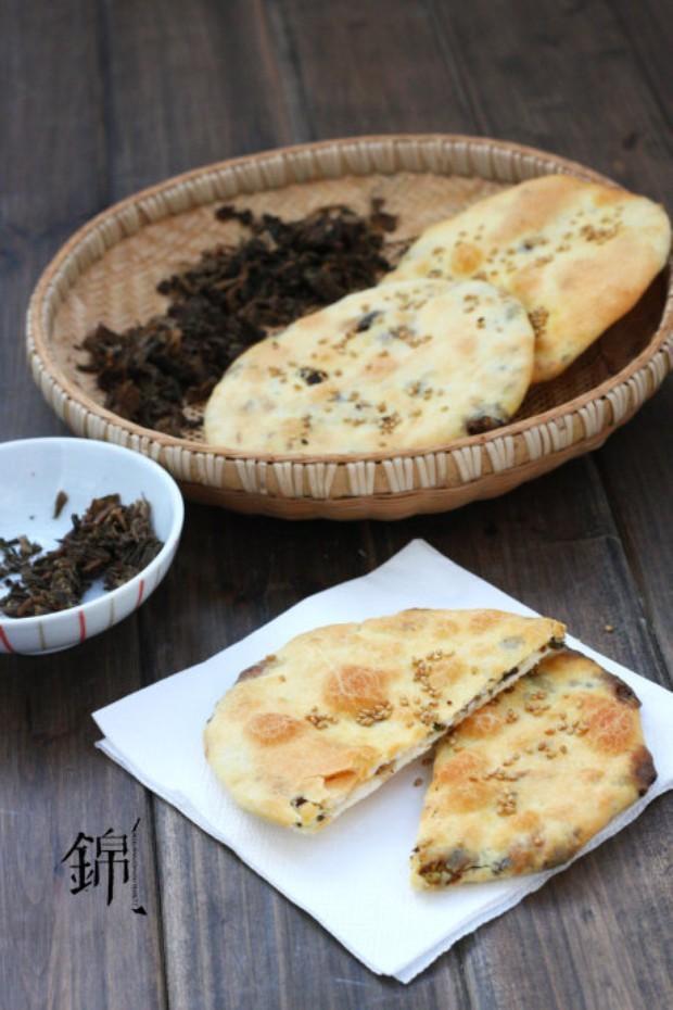 【步骤图】梅菜干烧饼的做法_梅菜干烧饼的做法步骤_... _下厨房