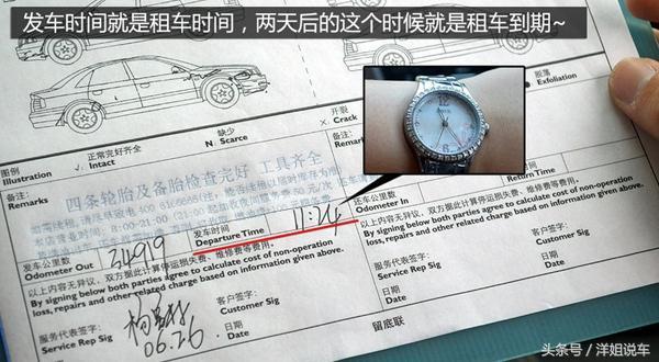 第一次租车需要什么?租车详细流程和注意事项