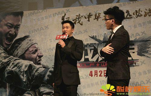 吴京称:2020年《战狼3》有望归来,将与龙小云继续未了情