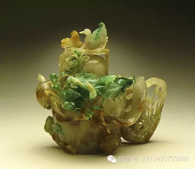 超清 ▏美国克利夫兰艺术博物馆藏中国高古玉