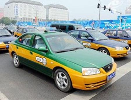 各国出租车大盘点,看看那些国外街头常见的taxi!_手机搜狐网