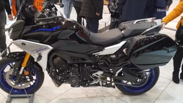雅马哈推出新款跑车类型摩托,价格实惠,是许多年... _东方汽车