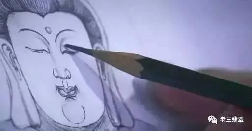 翡翠度母观音图片