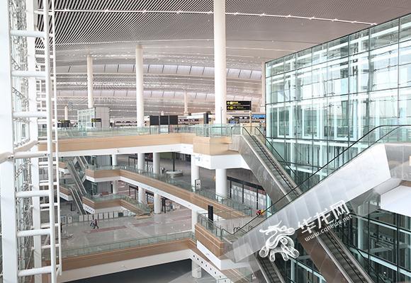 江北机场a航站楼在哪儿