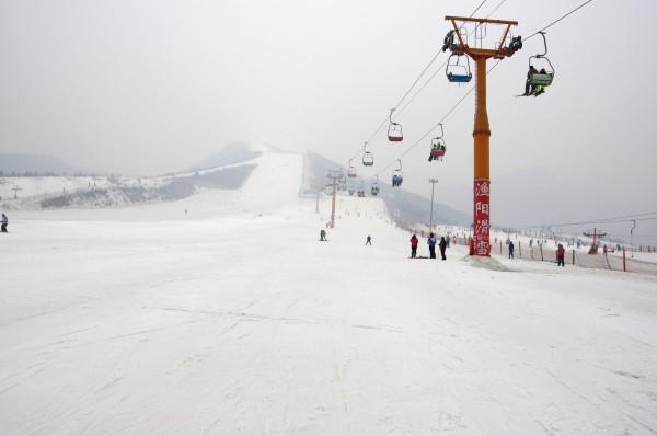 北京渔阳滑雪