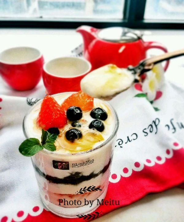 奥利奥酸奶杯的做法【步骤图】_菜谱_美食杰