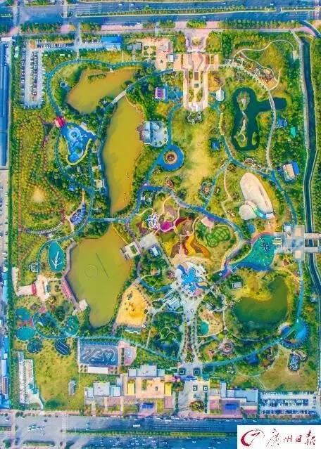 广州海珠儿童公园在什么地方?