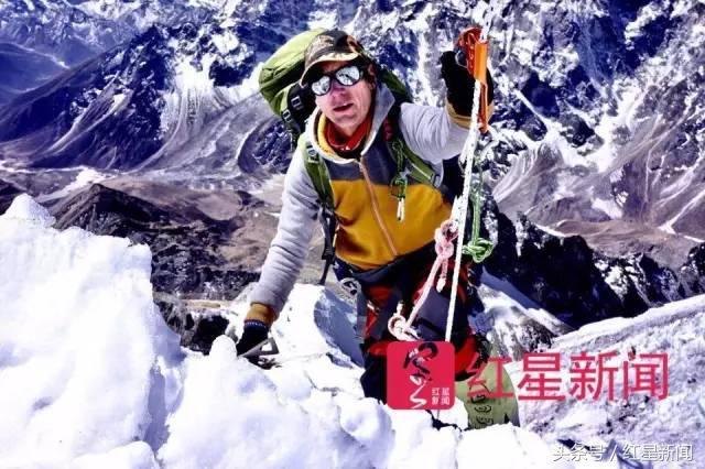 攀珠峰第一人
