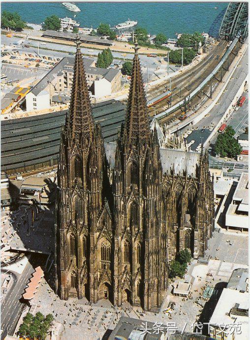 建筑史上最杰出的成就之一:科隆大教堂_新浪看点