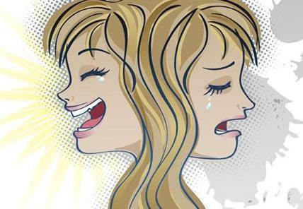 就医搜 躁郁症:一面是歇斯底里的亢奋 一面是梨花带雨的抑郁