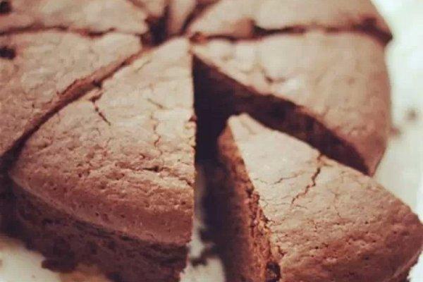 教你制作一个最简单的巧克力蛋糕,轻松学会,还很好吃!