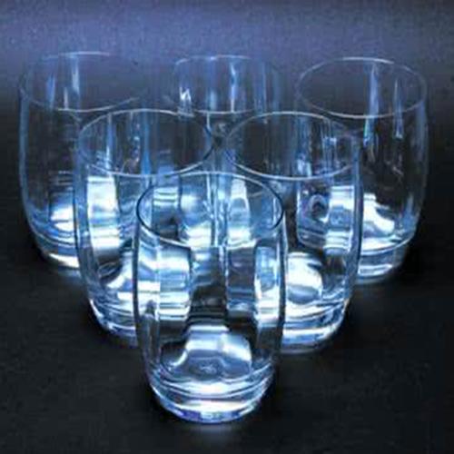 怎么有效鉴别水晶玻璃杯与玻璃杯