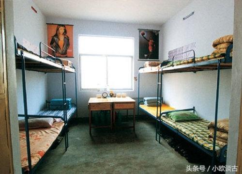 据说这是全中国最好的大学宿舍,不知道大家服不服气
