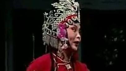 李建国 董美珍唱晋剧《游西湖》自花园赠梅两相恋选段