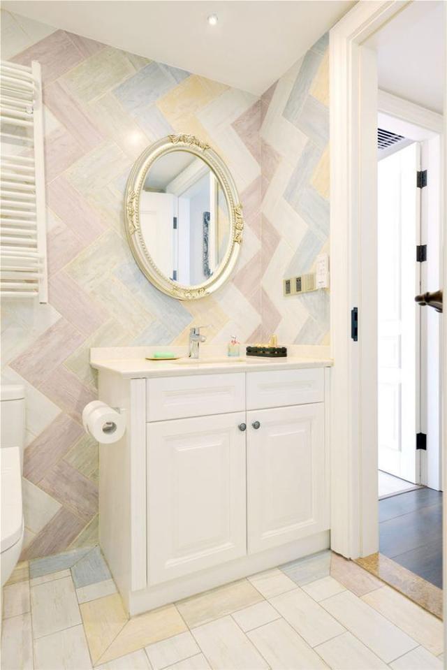 20款卫生间洗手台设计,有你喜欢的吗?