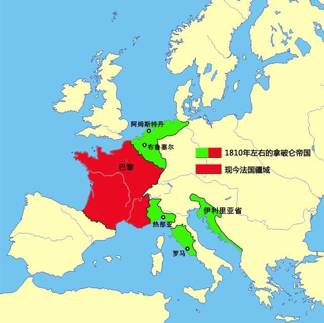 1分钟巧记欧洲各国版图形状 想记不住都难