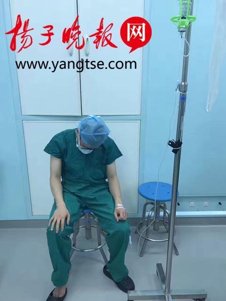 医院输液打点滴实拍视频素材图片素材_红动手机版