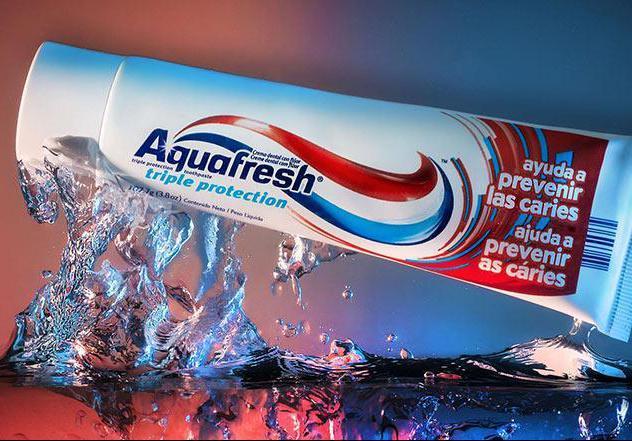 韩国牙膏广告