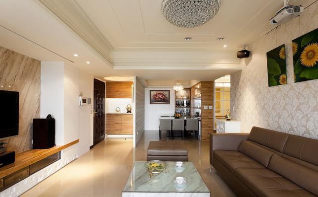 杭州公寓装修设计-东方福邸196㎡欧式风格装修设... - 房天下博客