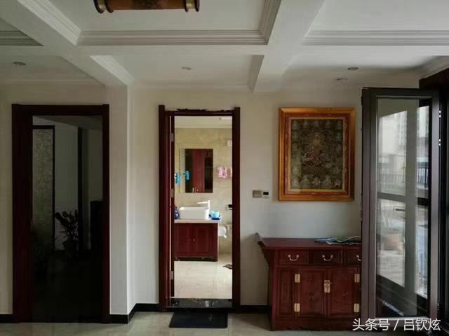 红木专家,为你推荐一部分中式装修的样板间,果断收藏!