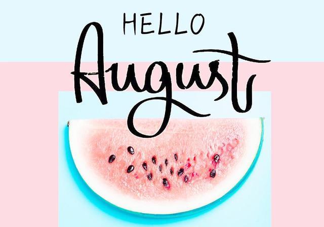 iPhone高清壁纸 你好,八月|无西瓜、不夏天