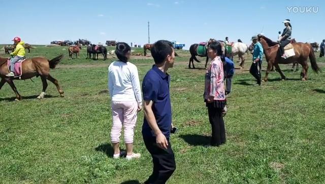 (至美塞罕坝·第二日)去内蒙古草原骑马_新叶_新浪博客